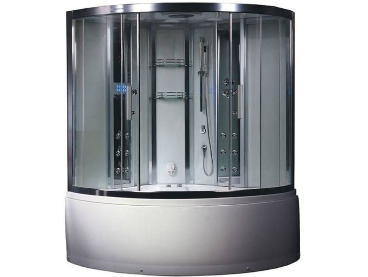 Eago Dampfdusche Da324hf3 Weiss 150x150 Steam Shower Enclosure