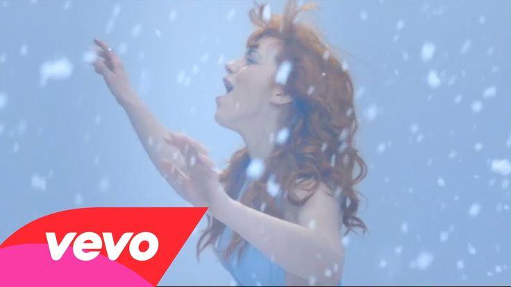 """Anaïs Delva - Libérée, Délivrée (chanson phare du film """"reine des neiges"""") jolie la reine des neiges mais l'interprète de la chanson aussi, du pur bonheur !"""