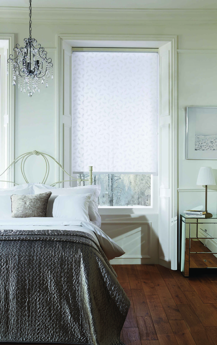 Products rollers in vogue blinds - Clover And Thorne Sheer Roller Blind