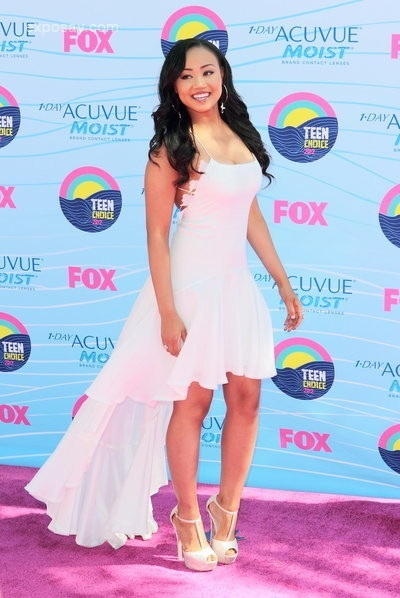 Cymphonique Miller - Teen Choice Awards 2012 styled by Brittany Hampton www.bhamptonstylist.com