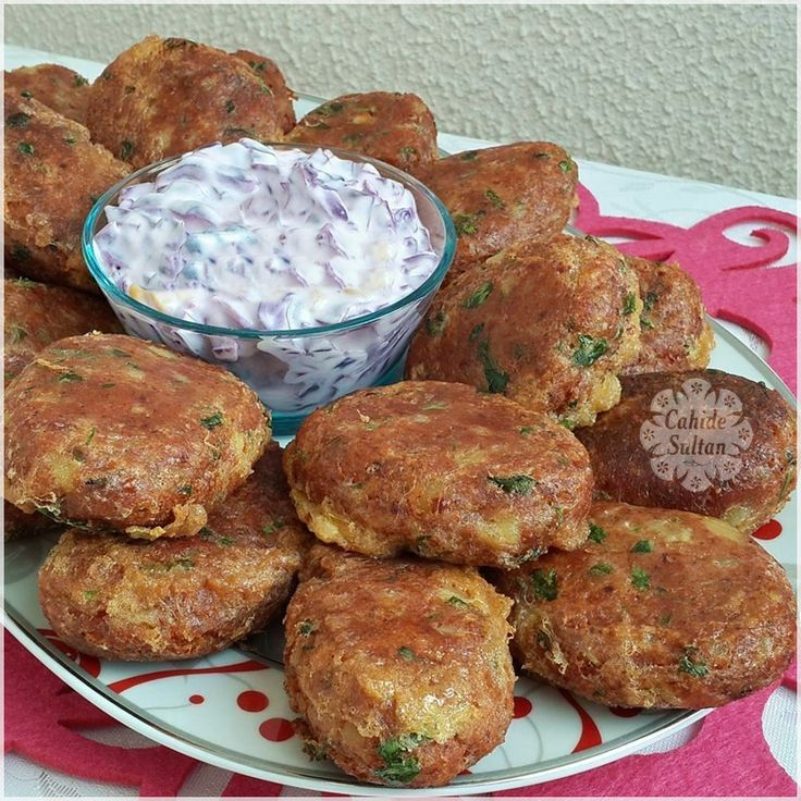 Kolay ve lezzetli Patates köftesi tarifi Elizanin mutfağı'ndan.🌷