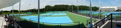ServingTennis.Net | Totton & Eling, Fleming Park and Southampton Tennis Centre | Southampton, Hampshire, Totton, Eling, Eastleigh, Chandlers...