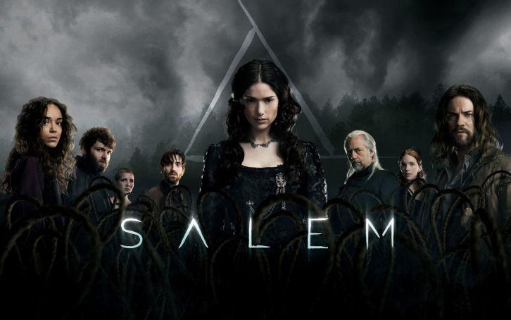 Salem - Season 3 - Premiere Week Announced  Promo
