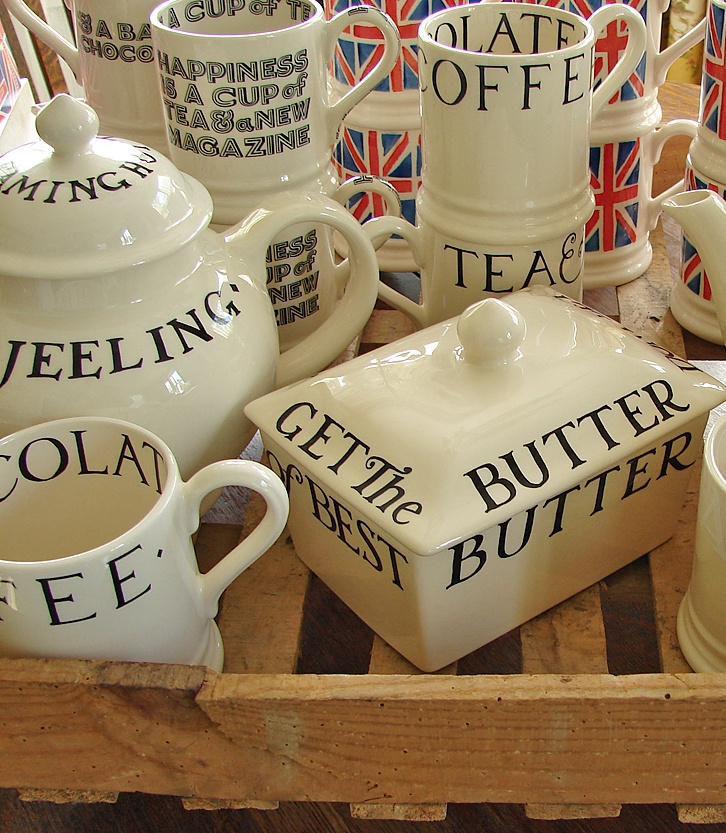 "Emma Bridgewater ""Black Toast & Marmalade"" Loved this since I first saw it years ago . . ."