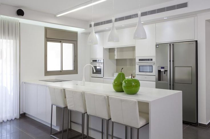 דירה עם אופי: שיפוץ משפחתי ברמת גן | בניין ודיור