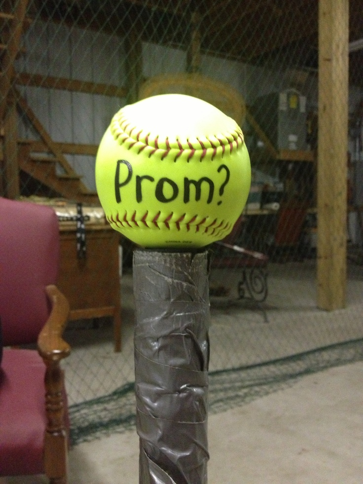 212 best how to be asked dream images on pinterest dance getting asked to prom on a softball ccuart Images