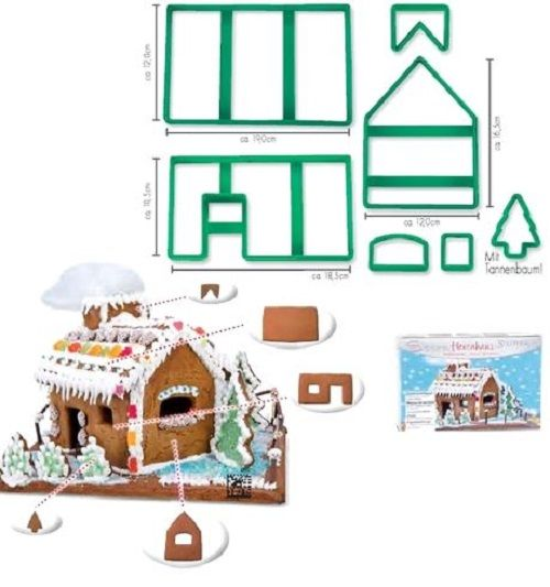 STAMPINI PER BISCOTTI, TELIE PER DOLCI http://www.idea-piu.com/store/1/stampi-per-dolci-e-decorazioni-natalizie-933
