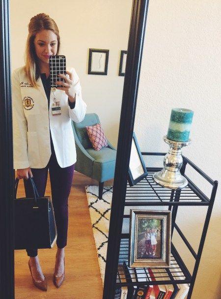 White Coat Wardrobe - Stethoscopes, Simplicity & Syrah