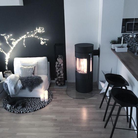 die 25+ besten ideen zu kamin wohnzimmer auf pinterest ...