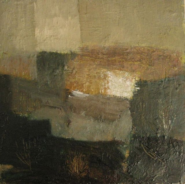 small oil, about the way summer and moorlands collide