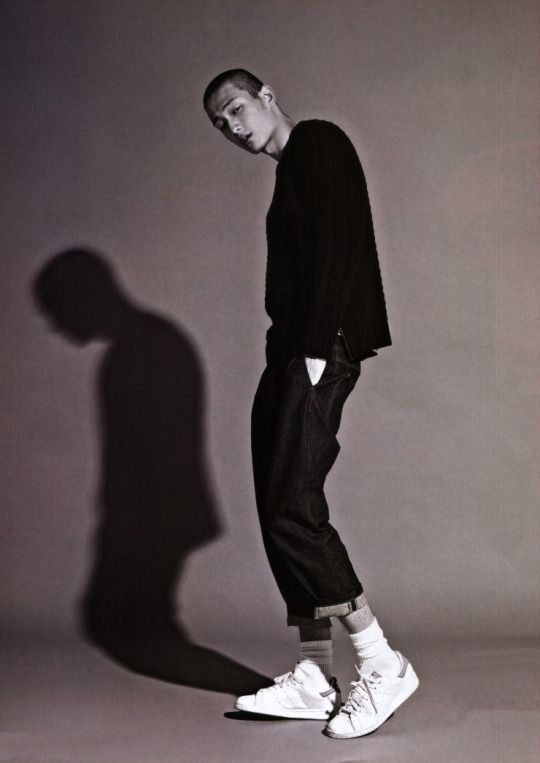 Park Sung Jin by Mok Na Jung for Arena Korea Oct 2014 #fashion #menswear #inspiration #outfit