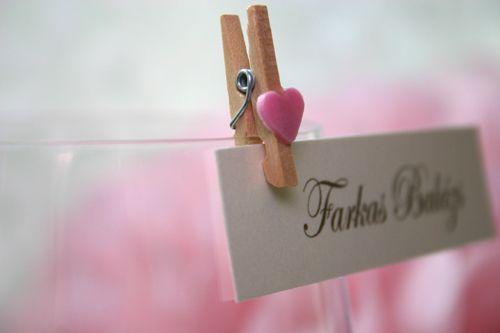 DIY Esküvő: Ültetőkártya és köszönetajándék saját kezűleg