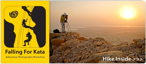 Falling for Kata - cool photos and video from one of the best camera bag brands in the world.