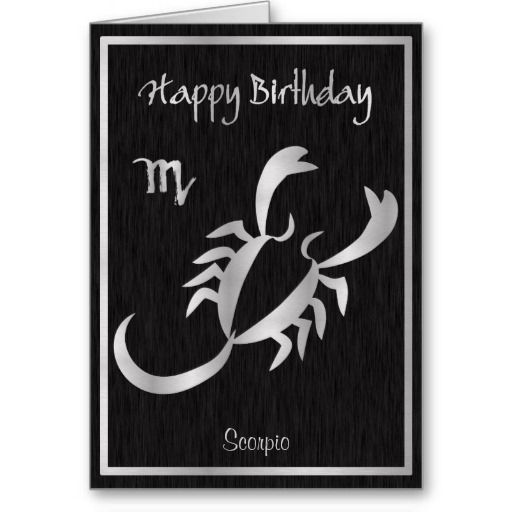 =>>Cheap          Happy Birthday Scorpio Horoscope Elegant Greeting Card           Happy Birthday Scorpio Horoscope Elegant Greeting Card lowest price for you. In addition you can compare price with another store and read helpful reviews. BuyThis Deals          Happy Birthday Scorpio Horosc...Cleck link More >>> http://www.zazzle.com/happy_birthday_scorpio_horoscope_elegant_card-137262001041281309?rf=238627982471231924&zbar=1&tc=terrest