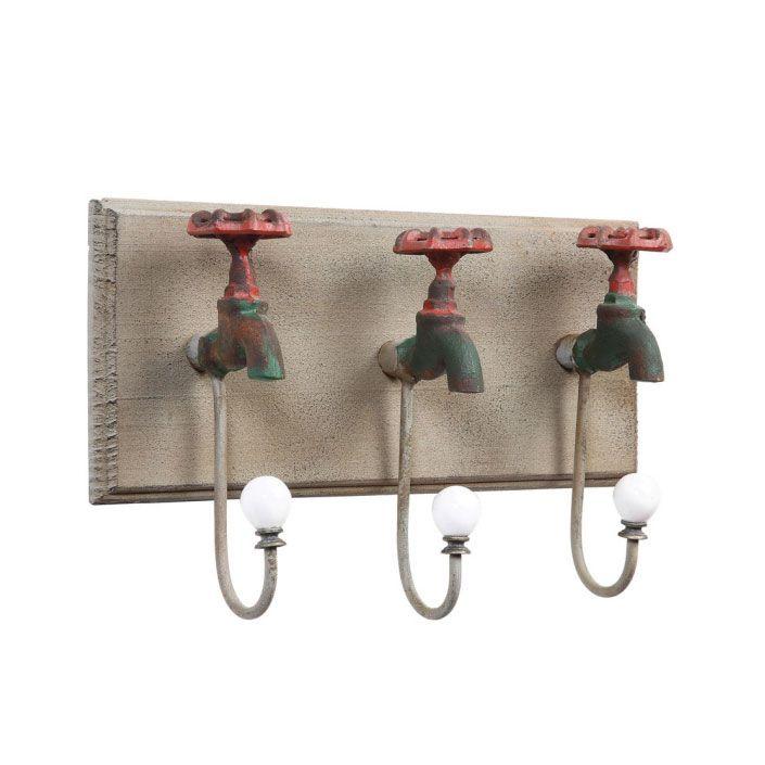 Hang Up the Faucet Wall Mount | dotandbo.com