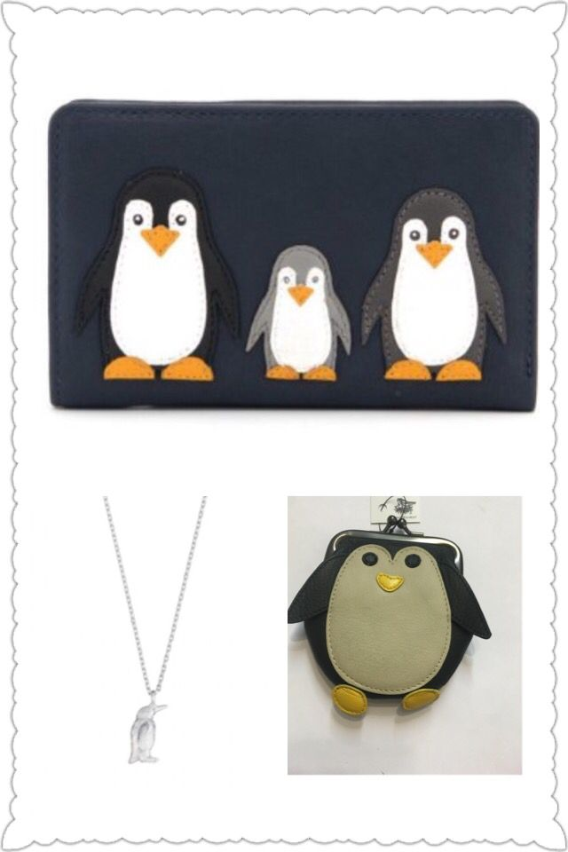 Penguin power!! Cute little penguin gifts and accessories