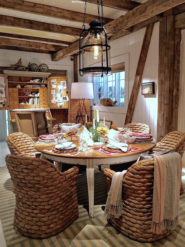 Country Style Cottage Decorating English