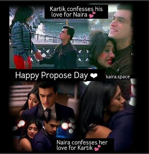 Happy propose day #kaira #love | Kaira ❤️ | Happy propose day