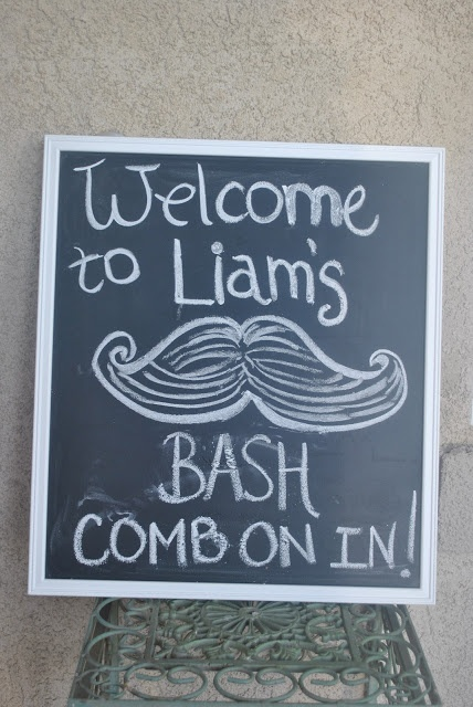 Little Mister Mustache Bash