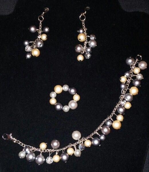 Acrylic pearls