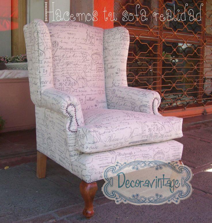 muebles con tapices muy originales .. decoravintage