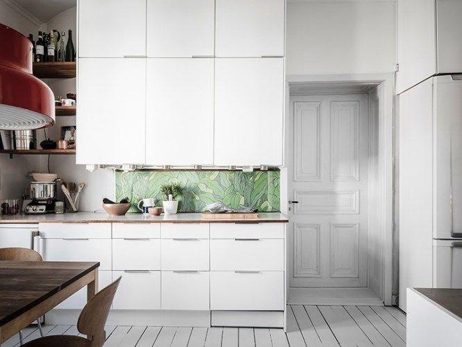 6 Claves Para Una Cocina Blanca Nordica For The Home