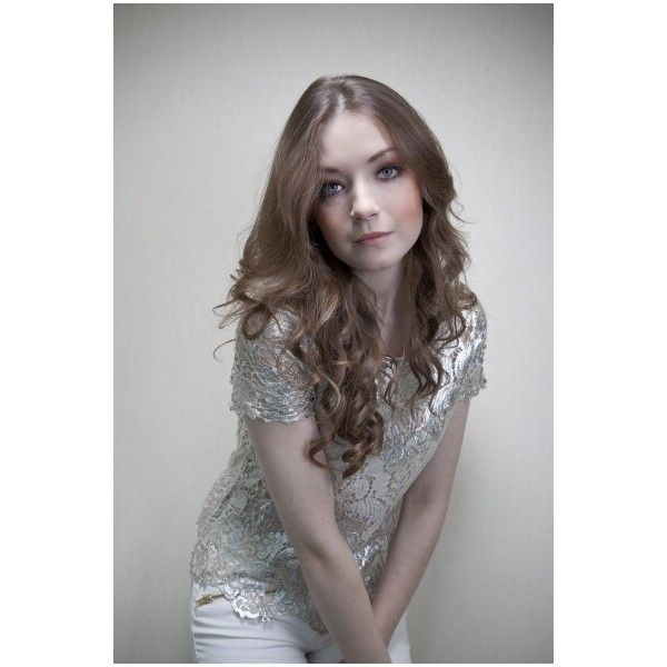 Sarah Bolger ❤ liked on Polyvore featuring sarah bolger, people and faces