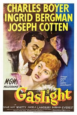 Gaslight-1944.  One of my philosophy professors used this film in one of his classes.  I bought the vhs tape after watching it in the class.  If you read the plot, Paula is also suffering from PTSD. Clinical examples  Psychologist Martha Stout states that sociopaths frequently use gaslighting tactics. Sociopaths consistently transgress social mores, break laws, and exploit others, but are also typically charming and convincing liars who consistently deny wrongdoing. Thus, some who have been…