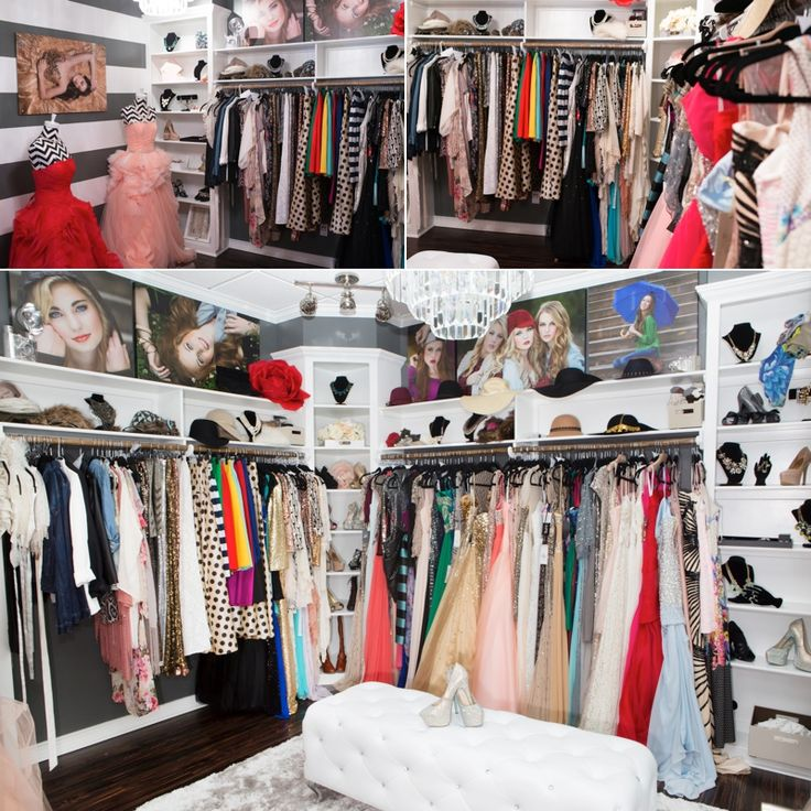 Amanda Holloway Photography | The Studio  ADORE this closet! My dream style closet for my business