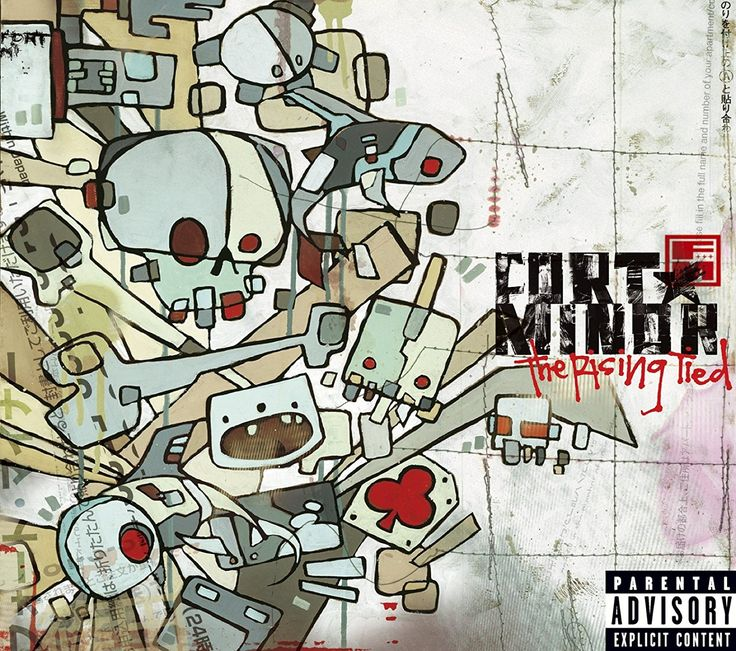 Fort Minor — The Rising Tied (Nov 22 2005)