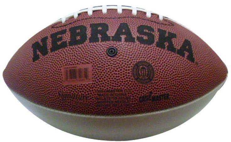 Nebraska Cornhuskers Football - Signature Series - Official Size - N Logo