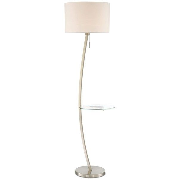 lite source lilith floor lamp 271 liked on polyvore featuring home lighting