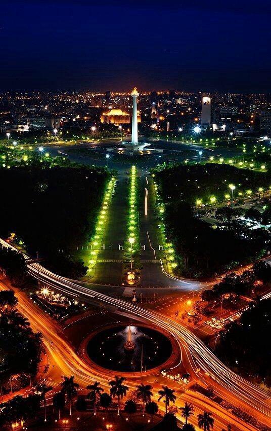 Ciudades de noches