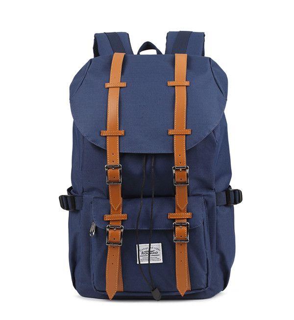 Herschel Style Men Women Outdoor Camping Travel Laptop Backpacks