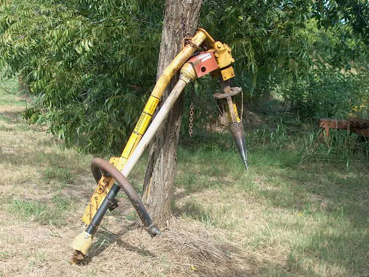 Image Result For Build A Post Hole Digger Stand Post