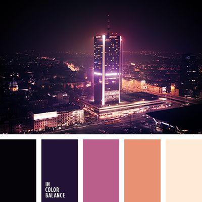 Color Palette No. 1834
