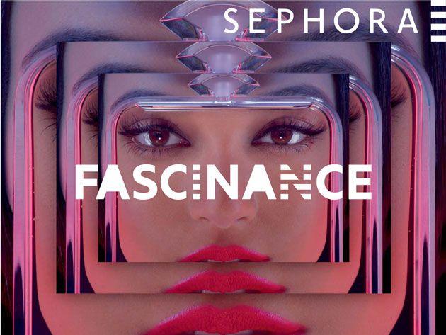 Sephora 2013 Fascinance by BETC