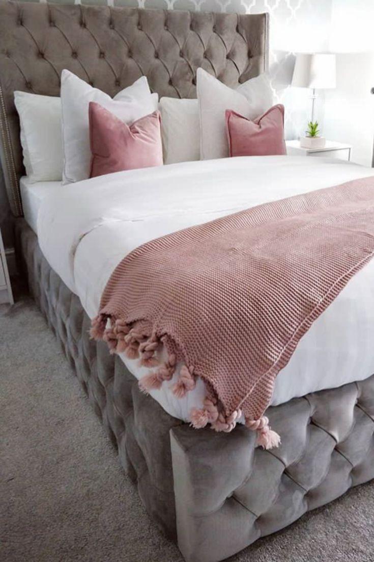 Deco Chambre Parentale Cocooning décoration chambre parentale moderne et cocooning avec lit