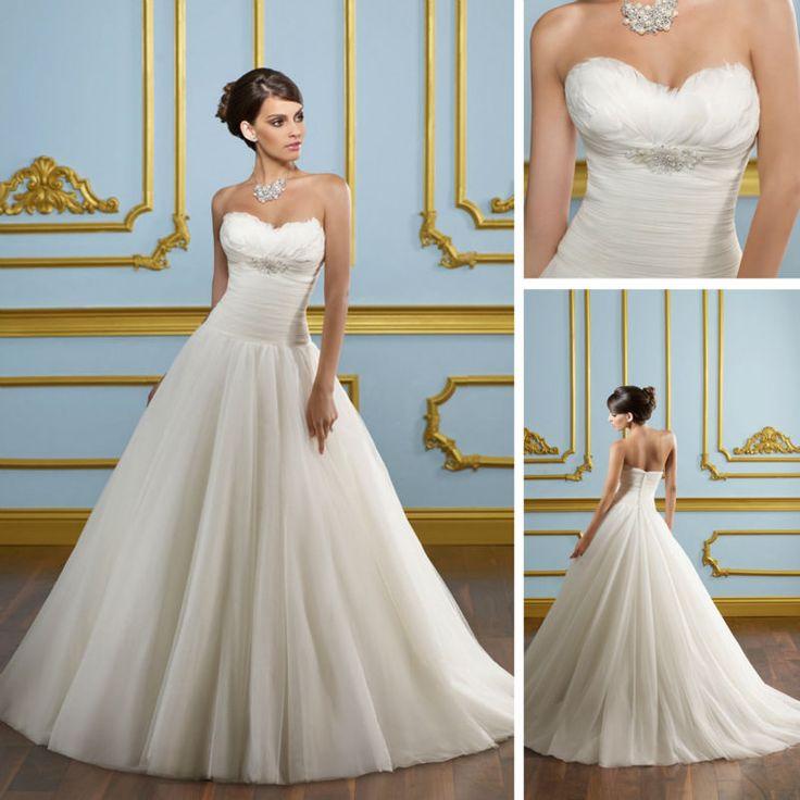 Http://dyal.net/corset Wedding Dresses Strapless Wedding Dresses
