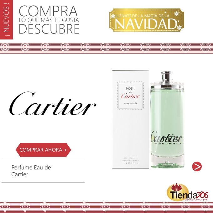 Perfume Eau de Cartier 200ml Unisex Ver más en: http://bit.ly/1RdmybU