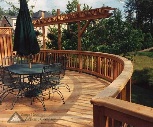 1000 Images About Beautiful Composite And Wood Decks On