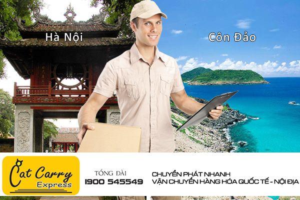 Vận chuyển hàng hóa từ Hà Nội đi Côn Đảo