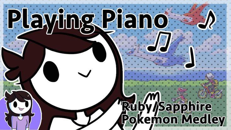 Pokemon Ruby/Sapphire Medley (Piano)