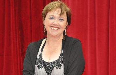 Pauline Quirke is Susan Wright in Broadchurch