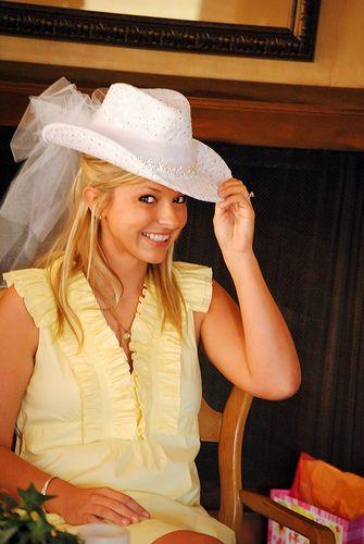 Western-themed/Cowgirl Shower, bridal shower ideas, theme, inspiration, wedding, bride