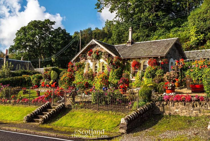 Aldochlay Cottage, Luss