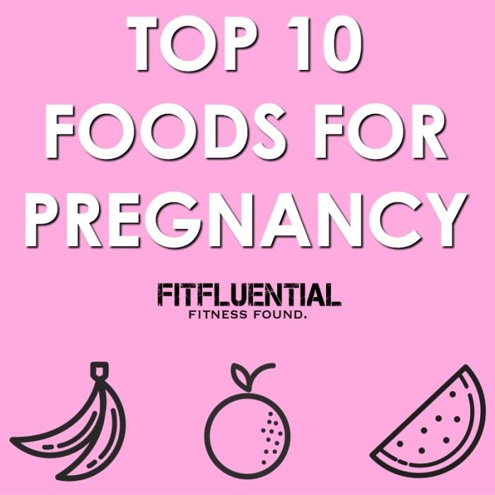 105 best fit pregnancy workouts images on pinterest fit 10 best foods for pregnancy malvernweather Images