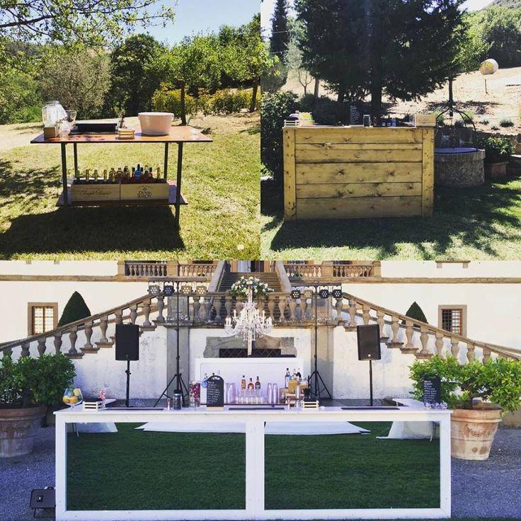 wedding bar, station bar, open bar