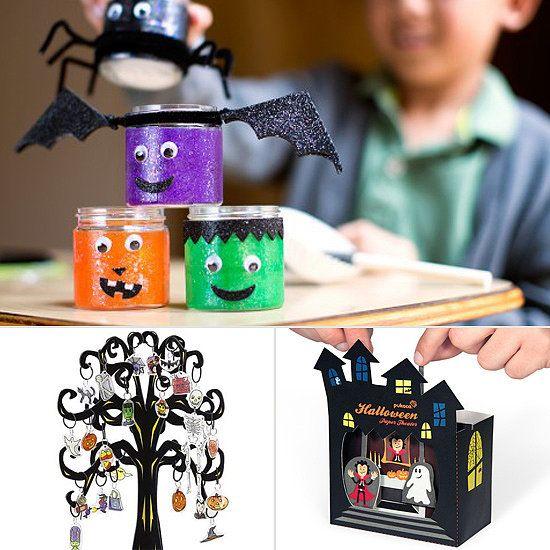 10 DIY Halloween Craft Kits For Kids