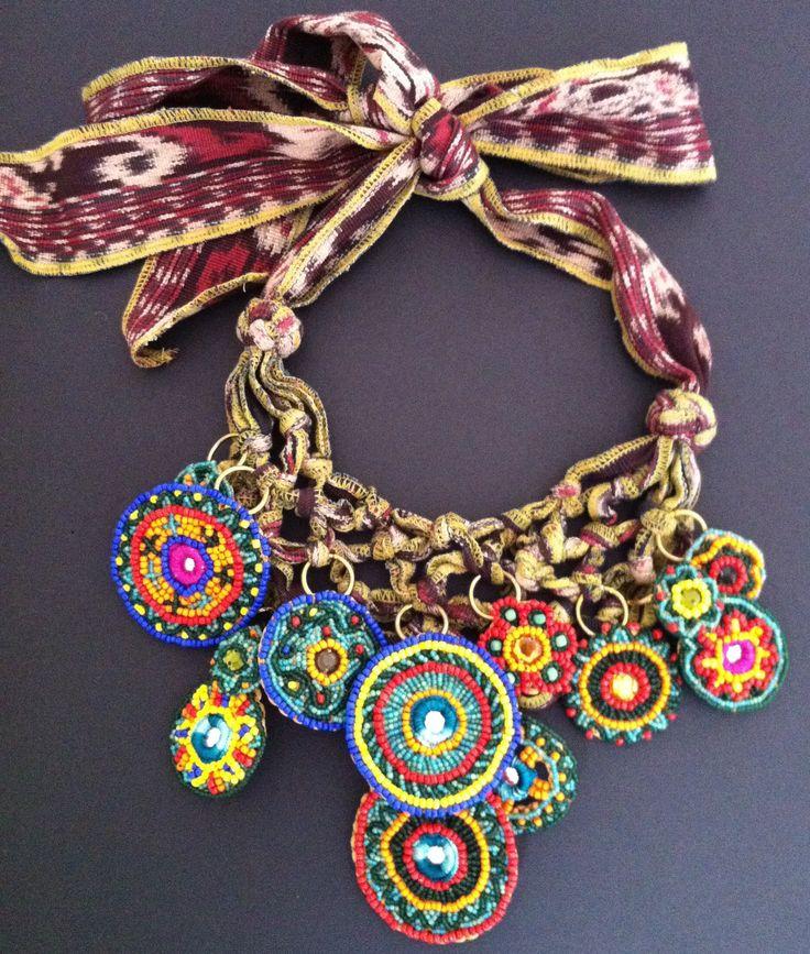Necklace Etno Grande  Nio-Lifestyle
